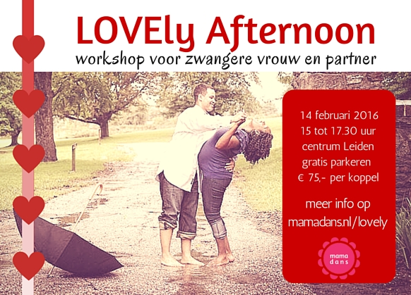 LOVE-ly Afternoon online flyer