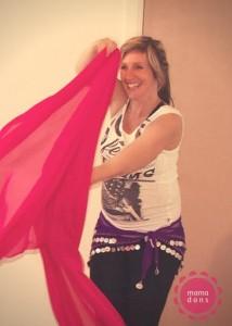 Femke testimonial zwangere vrouw dans cursus